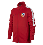 Giacca Atletico Madrid 2017-2018 (Rosso)