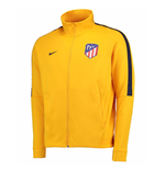 Giacca Atletico Madrid 2017-2018 (Oro)