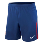Pantaloncini Short Atletico Madrid 2017-2018 Home (Blu)