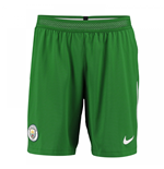 Pantaloncini Short Manchester City 2017-2018 Home (Verde)