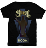 Ghost - Doom Black (T-SHIRT Unisex )