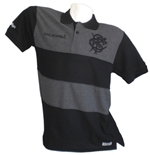 Barbarians Polo Pique Stripes