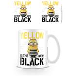 Despicable Me 3 - Yellow Is The New Black (Tazza)