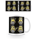 Despicable Me 3 - Minion Life Quad (Tazza)