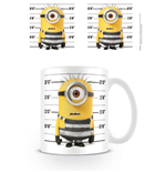 Despicable Me 3 - Line Up Minion (Tazza)