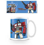 Transformers G1 - Optimus Prime (Tazza)
