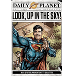 Superman - Daily Planet (Poster Maxi 61x91,5 Cm)