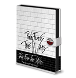 Quaderno A 5 Pink Floyd - The Wall