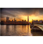 London - Big Ben Parliament (Poster Maxi 61x91,5 Cm)