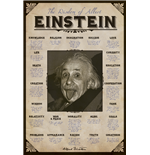 Albert Einstein - Quotes (Poster Maxi 61X91,5 Cm)