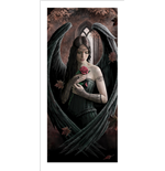 Anne Stokes - Angel Rose (Poster)