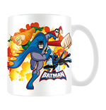 Batman - The Bold and The Brave Explosion (Tazza)