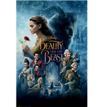 Beauty And The Beast Movie - Transformation (Poster Maxi 61X91,5 Cm)