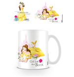 Beauty And The Beast - Books (Tazza)