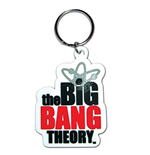 Big Bang Theory (The) - Logo (Portachiavi Gomma)
