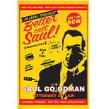 Breaking Bad - Better Call Saul Attorney At Law (Poster Maxi 61X91,5 Cm)