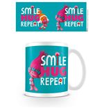 Trolls - Smile, Hug, Repeat (Tazza)