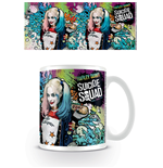 Suicide Squad - Harley Quinn Crazy (Tazza)