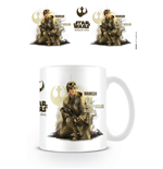 Star Wars Rogue One - Jyn Profile (Tazza)