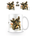 Star Wars Rogue One - Pao & Bistan Profile (Tazza)