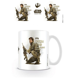 Star Wars Rogue One - Cassian Profile (Tazza)