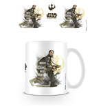Star Wars Rogue One - Bodhi Profile (Tazza)