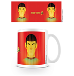 Star Trek - Beaming Spock 50Th Anniversary (Tazza)