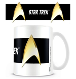 Star Trek - Insignia Black (Tazza)