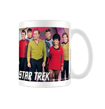 Star Trek - Cast (Tazza)