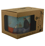 Sam Toft (Afternoon Tea) Bone China Mug (Tazza)