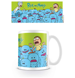 Rick And Morty - Mr. Meeseeks (Tazza)