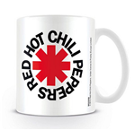 Red Hot Chili Peppers - Logo White (Tazza)