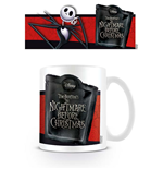 Tazza Nightmare Before Christmas - Jack Banner