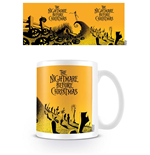 Nightmare Before Christmas - Graveyard Scene (Tazza)
