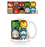Marvel Kawaii (Characters) (Tazza)