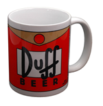 Simpsons (The) - Duff Beer (Tazza)