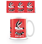 Looney Tunes - Wile E. Coyote Retro (Tazza)
