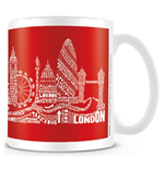 Citography - London Red (Tazza)