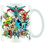 Dc Originals - Justice League - Characters (Tazza)