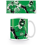 Dc Comics - Justice League - Green Lantern Colour (Tazza)
