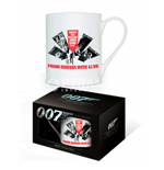 James Bond (From Russia With Love) Bone China Mug (Tazza)