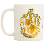 Harry Potter - Hufflepuff Stencil Crest (Tazza)