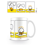 Gudetama - Cracking Comic Strip (Tazza)