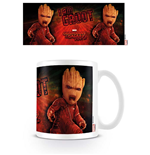 Guardians Of The Galaxy 2 - Angry Groot (Tazza)