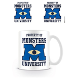 Disney Pixar (Monsters University Logo) (Tazza)