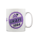 Disney Pixar (Up Grape Soda) (Tazza)