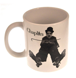 Charlie Chaplin - The Tramp (Tazza)