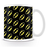 Dc Originals - Batman Logo Pattern (Tazza)