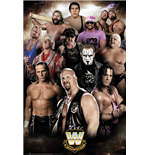 Wwe - Legends (Poster Maxi 61x91,5 Cm)