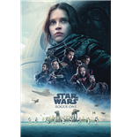 Star Wars Rogue One - One Sheet (Poster Maxi 61X91,5 Cm)